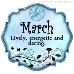 ╟╢appy Birthday to all March born ♥