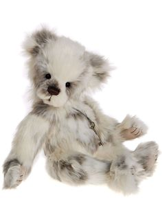 Marshmallow by Charlie Bears at The Toy Shoppe