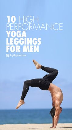 Men's yoga leggings are finally offered by a variety of yoga and activewear brands, and yogi guys are rocking the hell out of them! We've created a list of men's yoga leggings we love from some of our favorite yoga and athletic brands. Yoga Leggings, Yoga Shorts, Kundalini Yoga, Ashtanga Yoga, Yin Yoga, Iyengar Yoga, Vinyasa Yoga, Yoga Sequences, Yoga Poses