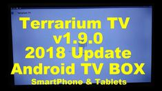 New Year 2018 Special Terrarium TV 2018 v1.9.0 Free Movies and TV Show...