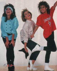 moda 80's - Fotolog