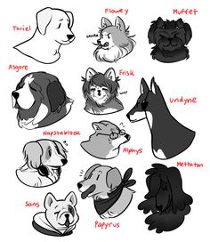 ok but consider undertale au where everyone doghoundertale - credit to stuffthatisirrelevant.tumblr.com