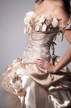 Custom Ivory Wedding Dress Prom Dress Evening Gown Beige Vintage Tan Bridesmaids, Tan Bridesmaid Dresses, Bridal Dresses, Beach Dresses, Bridal Gown, Wedding Dress Chiffon, Wedding Gowns, Ivory Wedding, Dress Prom