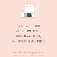 Discover recipes, home ideas, style inspiration and other ideas to try. Citation Parents, Bad Mom, Facebook Quotes, Meditation Quotes, French Quotes, Some Words, Positive Attitude, Quotes About Strength, Words Quotes