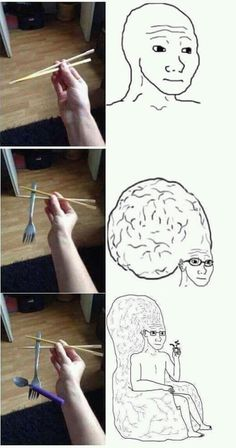Is this expanding brain meme Really Funny Memes, Stupid Funny Memes, Funny Relatable Memes, Funny Texts, Funny Images, Funny Photos, Funny Cute, Hilarious, Memes Estúpidos