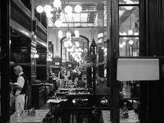 Chartier Restaurant in Paris France - budget friendly