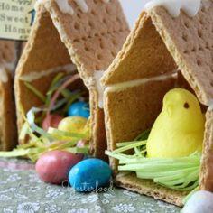 Easter Snacks, Easter Peeps, Hoppy Easter, Easter Treats, Easter Recipes, Peeps Recipes, Easter Food, Easter Chick, Easter Candy