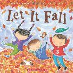 Illustrations and rhyming text celebrate autumn, with its falling leaves, crisp mornings, and gusty breezes.