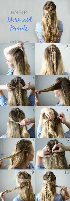 half-up-mermaid-hair-tutorial