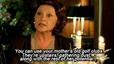 Emily Gilmore Remember, the title of the show is Gilmore Girls, plural. Lorelai and Rory initially may be the main focus, but once matriarch Emily Gilmore enters the picture, it's a full-on tripod of strong personalities. Lorelai and her mother may not always see eye-to-eye, but there's no denying that Emily's polished point of view heavily influences all of the Gilmores.