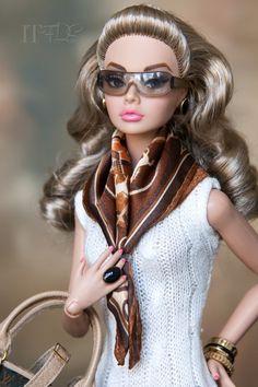 fashion royalty dolls | Fashion Royalty | Inside the Fashion Doll Studio
