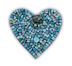Mosaic Gift Hearts | Clare Goodall Mosaics Oxford