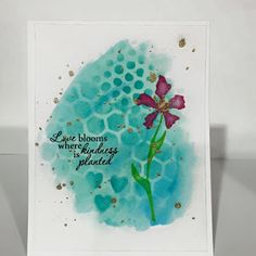Sweet 'n Sassy Stamps: Friday Feature: Bloom & Grow