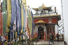 Pemayangste Monastery, Pelling, Sikkim, India