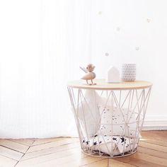 Comment refaire une chambre d'enfant avec une décoration d'inspiration scandinave...