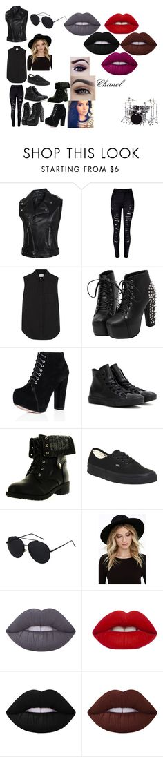 """""""Hall of Fame ft. Nelly (Now)"""" by tyara-camsmith ❤ liked on Polyvore featuring WithChic, Band of Outsiders, Converse, Refresh, Vans, RHYTHM, Urban Decay and Lime Crime"""