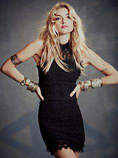 Manifest Lace Dress