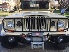 '67 Jeep M 715 Jeep Kaiser Military Pickup