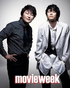 Song Kang Ho & Kang Dong Won