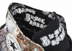 New products : Converse Unveils New Footwear Collection With Legendary Band Black Sabbath