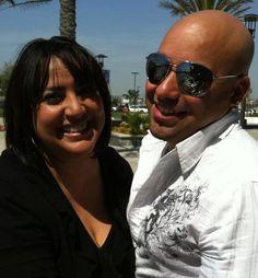 Natasha and Luis Malave (cousins)