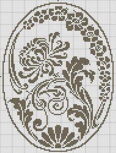 Crochet And Arts: Filet Crochet Wipes - maallure Filet Crochet Charts, Crochet Doily Patterns, Crochet Cross, Weaving Patterns, Cross Stitch Charts, Crochet Motif, Cross Stitch Designs, Crochet Doilies, Cross Stitch Patterns