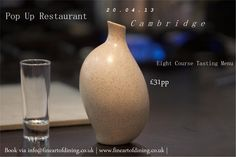 Join our Chefs Table this Saturday in Cambridge. We will serve 8 Course Tasting Menu, #cambridgefood #privatedining #popups http://www.fineartofdining.co.uk/index.php/services/service £31pp