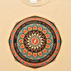 Cassidy Grateful Dead Bob Weir T Shirt by MongoArts on Etsy