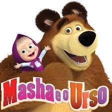 Resultado de imagem para marsha e o urso
