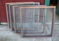 Build Compost Bin, Homemade Compost Bin, Wooden Compost Bin, Garden Compost, Gardening, Garden Cabins, Raised Flower Beds, Kitchen Waste, Garden Stepping Stones