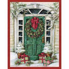 Christmas Surprise Boxed Christmas Card