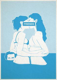 Friends by Antonin Maja