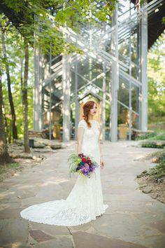 Lenzi And Chris Thornhill Chapel Destination Wedding