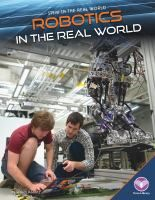 Book Jacket for: Robotics in the real world