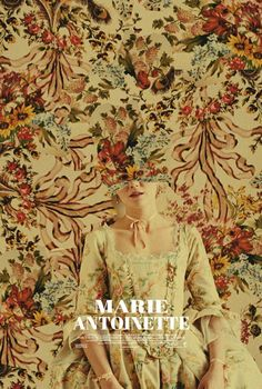 (40) The Daily Hunt Marie Antoinette Film alternative poster