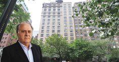 Iberostar Hotel at 70 Park Avenue (inset: Amancio Ortega)