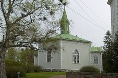 Reposaarenkirkko, Kirkkokatu,Pori, Finland