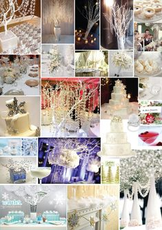 winter wonderland wedding ideas on a budget