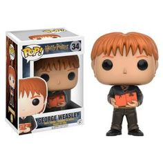 Harry Potter George Weasley Figurine Funko Pop!