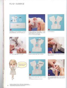 Doll Coordinate Recip First. — Yandex.Disk Tiny Dolls, Blythe Dolls, Fabric Dolls, Paper Dolls, Doll Dress Patterns, Doll Repaint, Pattern Books, Doll Face, Barbie Clothes
