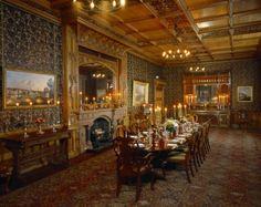 The Dining Room at Tyntesfield - Highland Hall