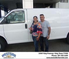 #HappyBirthday to Daisy Y Villa from Urquiola Arturo and everyone at Westside Chevrolet!