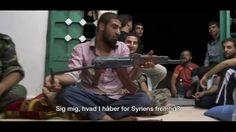 En chokerende rejse - Hannah Ziadeh og det arabiske forår