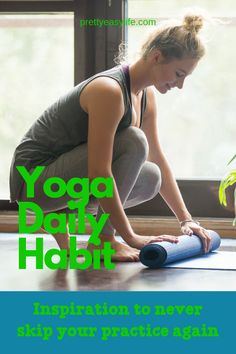 Even loving your Yoga practice, sometimes is not easy to stick to the routine of doing every day. That's what you want, you're ready for it! Just need a little push? Pilates Reformer Exercises, Pilates Yoga, Yoga Quotidien, Yoga Information, Restorative Yoga Poses, Attitude, Online Yoga Classes, Yoga Lifestyle, Healthy Lifestyle