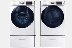 The Best Matching Washers and Dryers - Consumer Reports - Samsung 7500 series