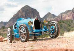 Bugatti Type 35 Prototype