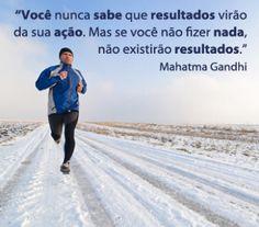 Se você não fizer nada, não existem resultados... http://blog.carvalhohelder.com/