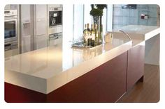 Staron Solid Surface Countertops