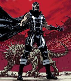 Magneto by David Yardin *