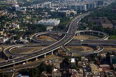 One of the Bridge in Chennai